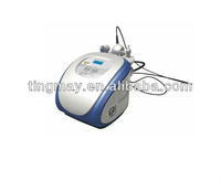 Portable cryolipolysis and cavitation rf radio frequency beauty equipment