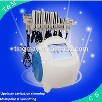 Best lipo removal cavitation lipolaser slimming machine/price lipolaser