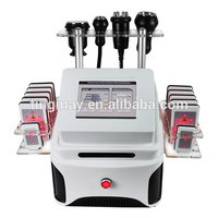 TM-913 beautiful ultrasonic cavitation rf slimming machine for Weight Loss CE