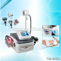 4 in 1 weight loss cavitation rf fat freeze cryolipolysis machine