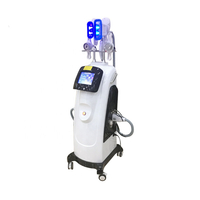 Cryo lipolysis cool slimming machine / ultrasonic liposuction cavitation slimming machine