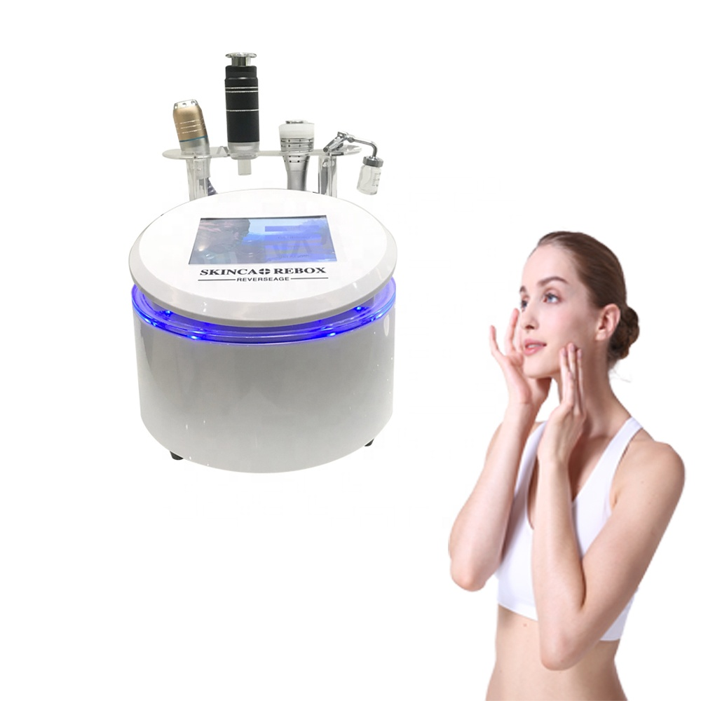 Vmax hifu ultrasound anti-wrinkle skin care multifunction machine