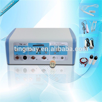 5 in 1 Ultrasonic Galvanic Facial Machine Handheld Beauty Device