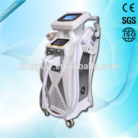 Ipl Skin Rejuvenation Machine Home with Ipl Handpiece parts