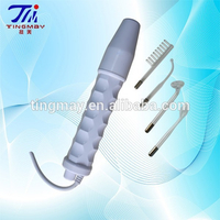 High frequency beauty equipments with comb