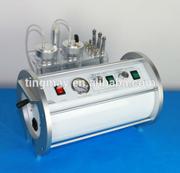 portable crystal peeling micro dermabrasion machine