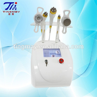Home use radiofrecuency face lift and face slimming machine