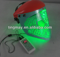 3 colors face led mak