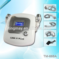 multipolar rf+cavitation skin tightening body shaping machine