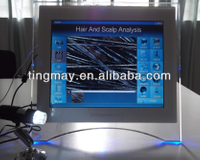 Digital Hair testing hair analysis machine