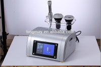 Cavitation radio frequency bipolar radio frequency machine