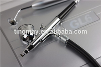 Oxygen spray gun for facial machine