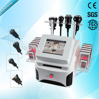 Vacuum Cavitation/ RF/Lipo laser ,Ultrasonic rf vacuum cavitation machine