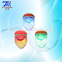 led light therapy photon ultrasonic skin rejuvenation mask