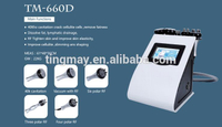 CE Certification mini portable Laser+Cavitation+RF+Vacuum cavitation slimming machine RF cavitation