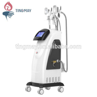 cryolipolysis machine,5 handles cryolipolysis&cavitation rf cryolipolisis/cryotherapy slimming fat freezing machine