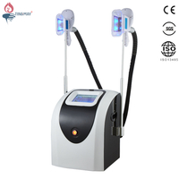 cool shape sculpting fat freezing machine cryolipolysis 2 handles machine portable