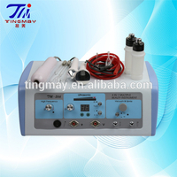 jade facial beauty machine 4 in 1 facial beauty machine ( high frequency +Vacuum +spray+Ultrasonic)