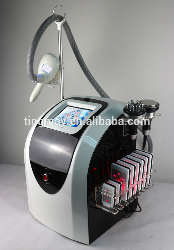 Portable Vacuum Cryolipolysis Slimming Cool Shaping Machine