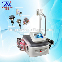 Professional cryolipolysis machine / lipolaser rf vacuum machine