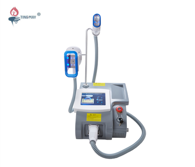 Portable One Vacuum Cryo Handle Cryolipolysis Fat Freezing Body Slimming Weight Loss Machine TM-920