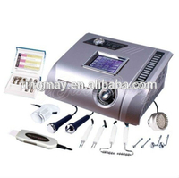 6 in 1 microdermabrasion Bio Photon Light Therapy Machine