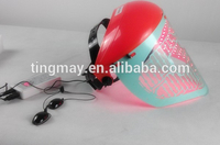 Red led light mask for face whitening