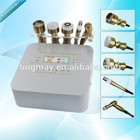 Cryo electroporation needle free mesotherapy system