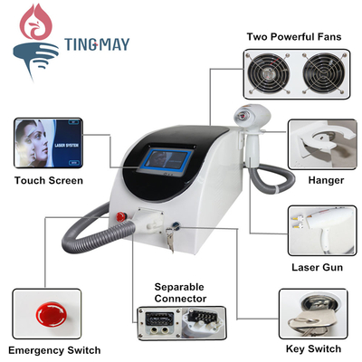 tattoo removal laser q-switch nd yag laser for tattoo removal