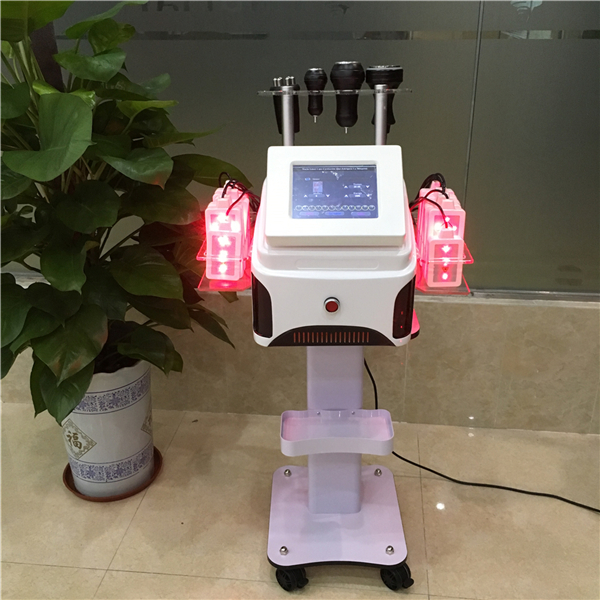 5 in 1 cavitation vacuum 40K face body RF/lipo cavitation machine weight loss machine