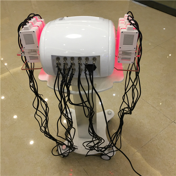 14 lipolaser pads Lipo Laser Slimming Machine/Lipolysis Laser/lipolaser Fat Loss Machine