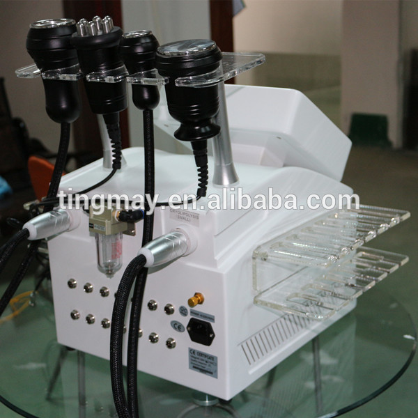 Hot product cavitation+Lipolaser+RF+Vacuum 4 in 1 weight loss slimming machine