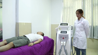 Bipolar RF Skin Rejuvenation ipl shr laser machine hair removal vascular removal equipment