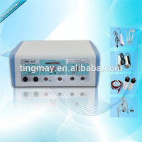 ultrasonic high frequency Galvanic Microcurrent Face Lift Machine