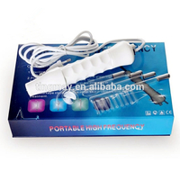 Portable High Frequency electrotherapy Acne Treatment equipment
