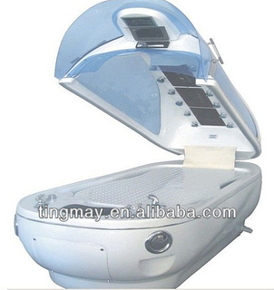 Hydrotherapy slimming oxygen spa capsule