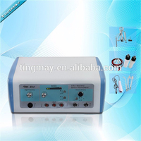 Galvanic iontophoresis machine for facial beauty