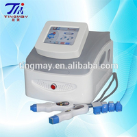 Skin tighten wrinkle remove microneedling rf fractional system