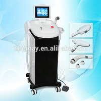 3 in 1 ipl shr hair removal ND yag laser tattoo removal machine