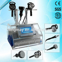 radiofrequency fat loss slim machine vacuum slimming cavitation and rf with training