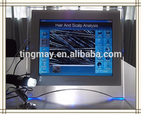 hair scanner / analysis equipment for salon use