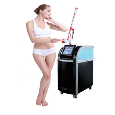 Hot sale pico laser picosecond laser tattoo freckle spot removal machine