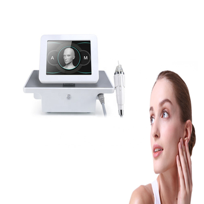 Portable themagic skin rejuvenation face lifting equipment fractional rf microneedle machine