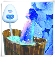 Ultrasonic bath ozone hydrotherapy home spa