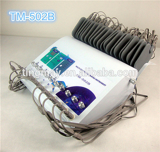 Electro stimulator muscle ems muscle machines