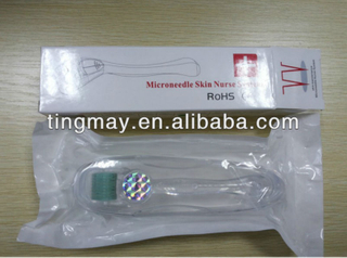 Derma roller 540 needle titanium in sterile packet