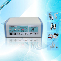 Electrotherapy/ultrasonic /galvanic facial machine