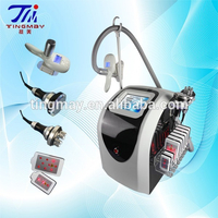 Laser Liposuction Cavitation Slimming Cryolipolysis Machine Fir Body Shaping System
