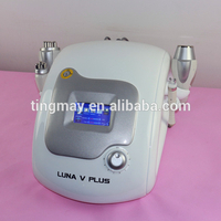 Professional Luna v plus rf cavitation cellulite removal machine