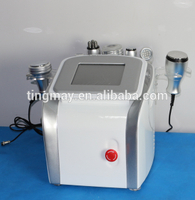 Photon ultrasonic beauty 1 MHz ultrasonic cavitation tripolar multipolar bipolar rf machine